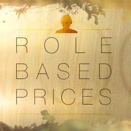 WooCommerce Role Based Prices