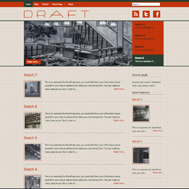 Xtreme &#8211; Draft Childtheme