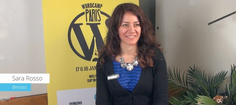 Interview Sara Rosso WordCamp Paris MarketPress