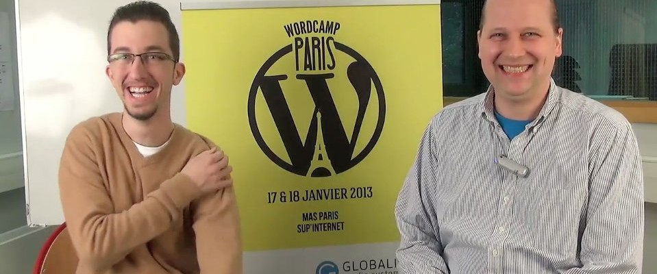 WordCamp Paris Interview Caspar Huebinger-1
